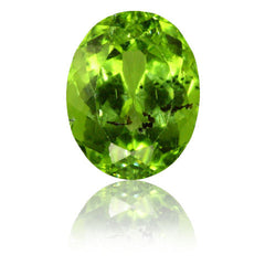 3.31ct Oval Peridot