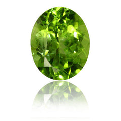 10x8mm Peridot Oval