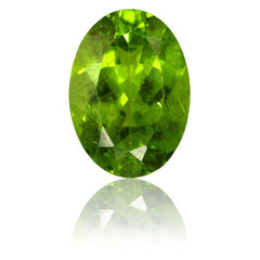6.69ct Large Oval Peridot