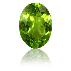 Large 5.53ct Oval Peridot