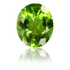 4.57ct Peridot Oval