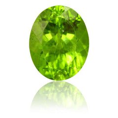 6.46ct Large Peridot Oval
