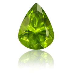4.49ct Pear Shaped Peridot