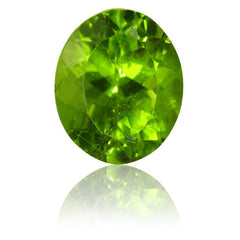 7.27ct Oval Peridot