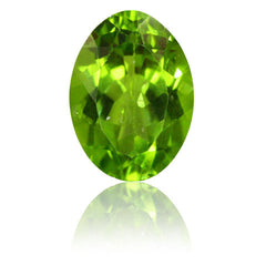 5.78ct Oval Peridot
