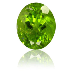 5.74ct Oval Peridot