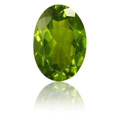4.55ct Oval Peridot