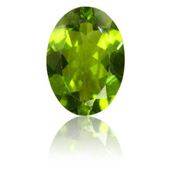 5.25ct Oval Peridot