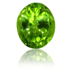5.66ct Oval Peridot