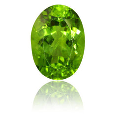 6.40ct Oval Peridot