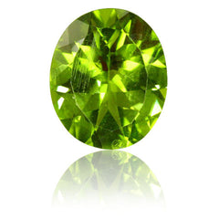 4.42ct Oval Peridot