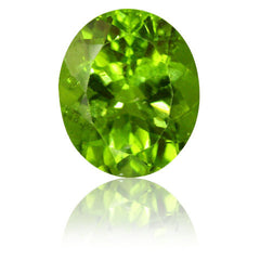 5.54ct Oval Peridot