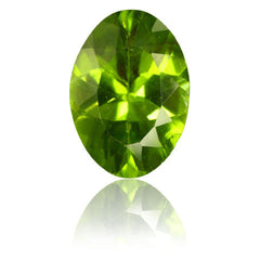4.88ct Peridot Oval
