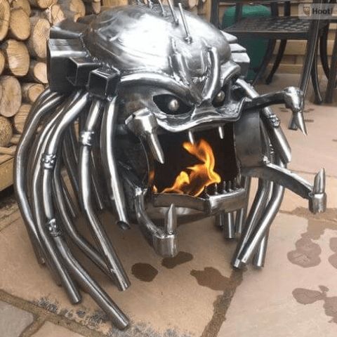 Predator Wood Burner