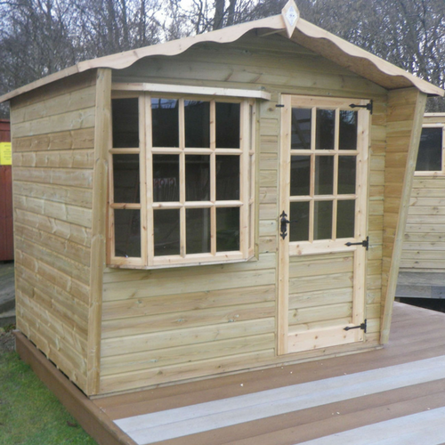 Summerhouse - Skylark 2