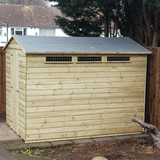The Security Shed