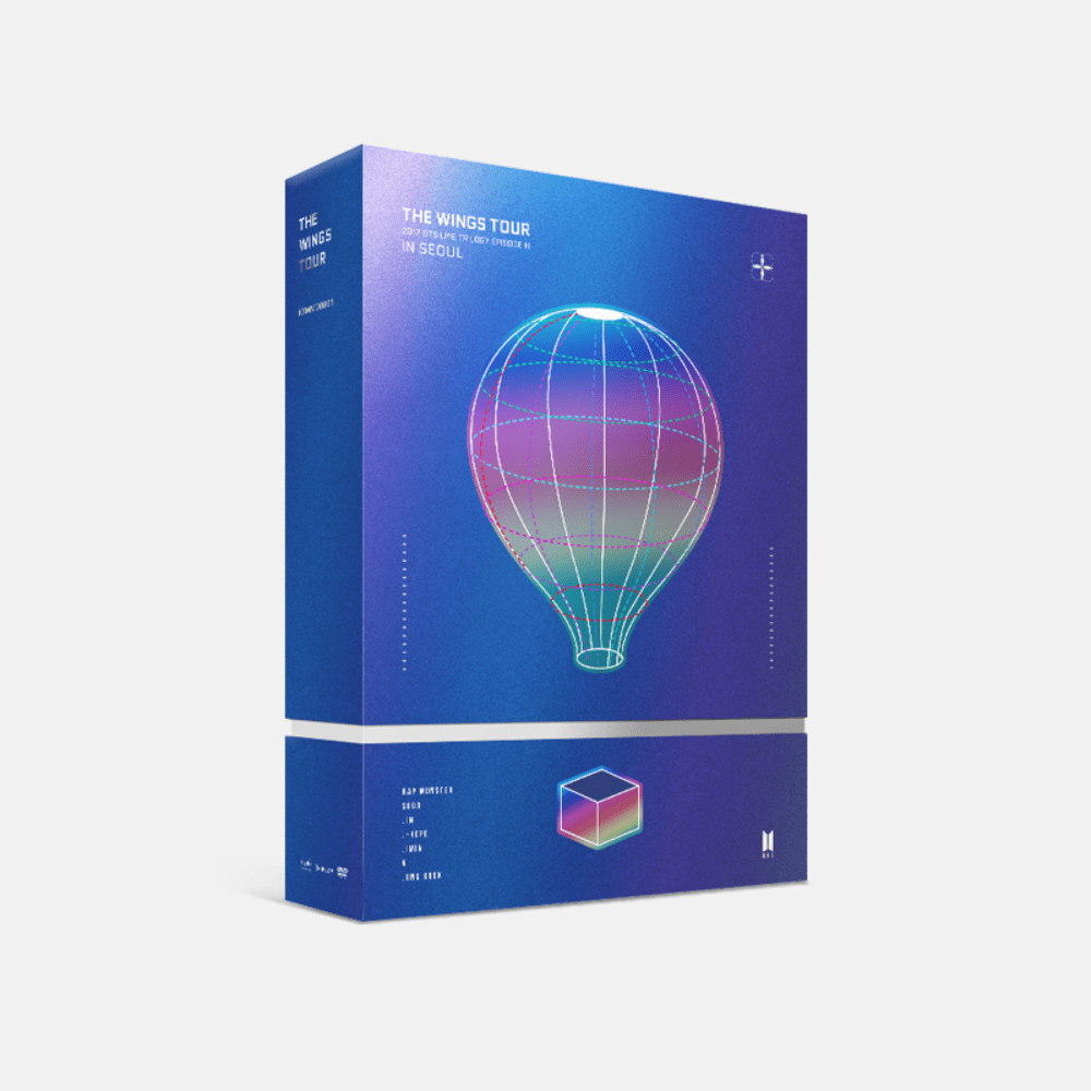 방탄소년단 | BANGTAN BOYS BTS THE WINGS TOUR IN SEOUL CONCERT DVD