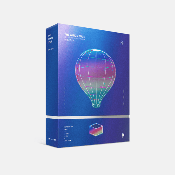 Music Plaza DVD BTS | 방탄소년단 | THE WINGS TOUR IN SEOUL CONCERT 2017 LIVE TRILOGY EPISODE III DV