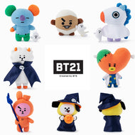 BT21 2019 HALLOWEEN STANDING PLUSH DOLL | OFFICIAL MD