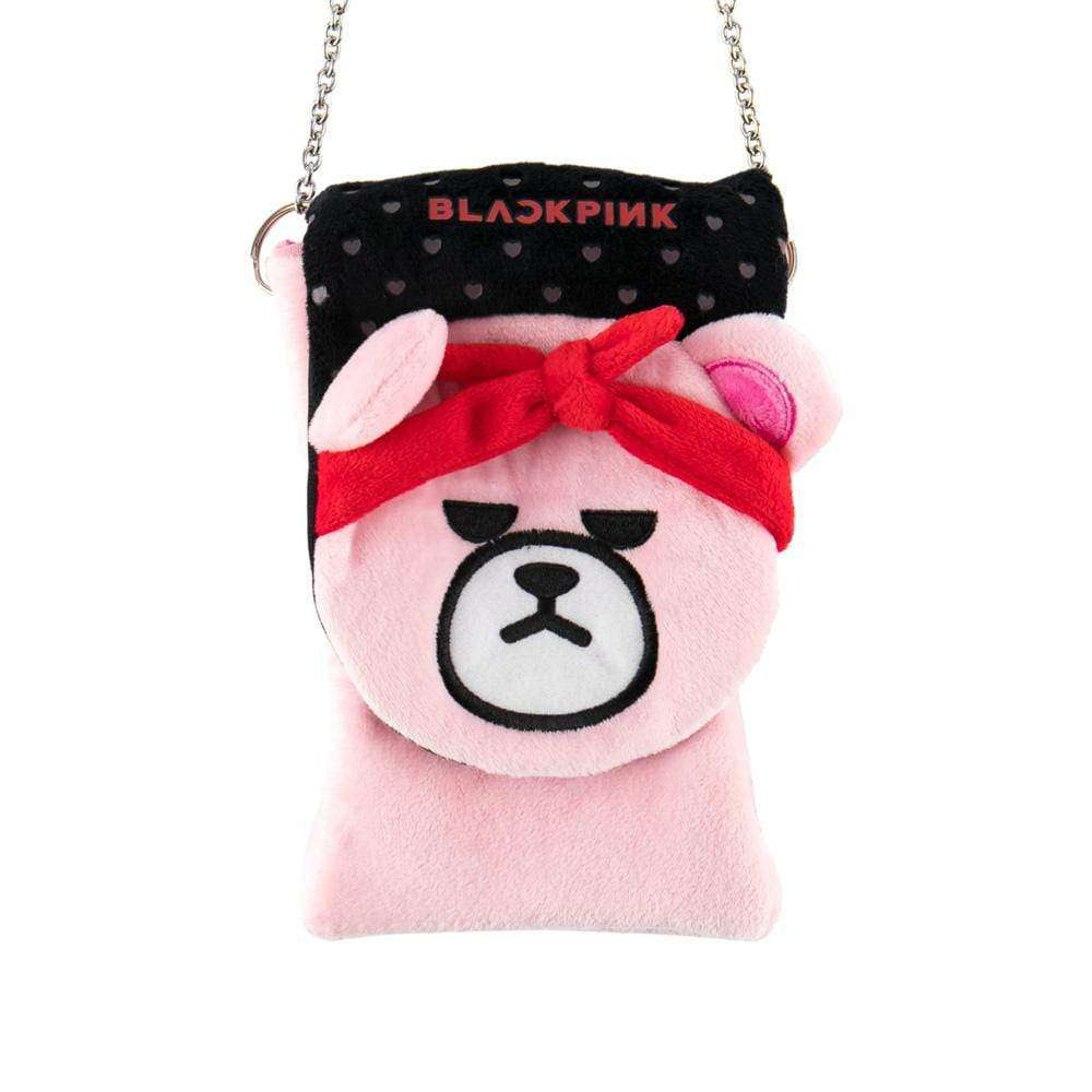 블랙핑크 KRUNK x BLACKPINK MINI CROSS BAG