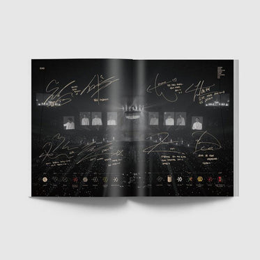 THE BIG ISSUE NO. 189 [ EXO'S AUTOGRAPH & HANDWIRTTEN MESSAGE ] KOREA MAGAZINE