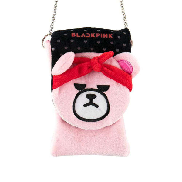 MUSIC PLAZA Goods 블랙핑크 KRUNK x BLACKPINK MINI CROSS BAG