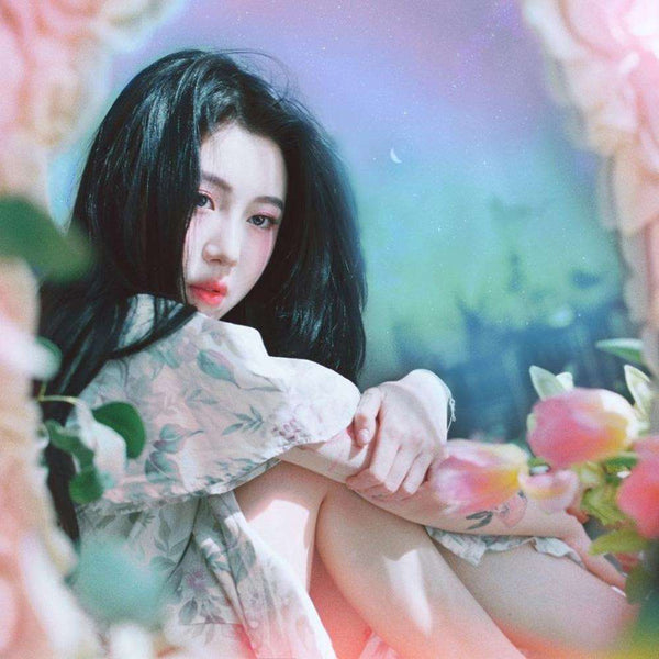 백예린 | BAEK YERIN 2ND MINI ALBUM [ OUR LOVE IS GREAT ]