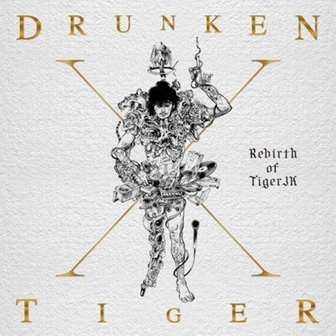 DRUNKEN TIGER [ REBIRTH OF TIGER J ] 2CD