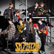 STRAY KIDS [ SKZ 2020 ] 2CD+1DVD