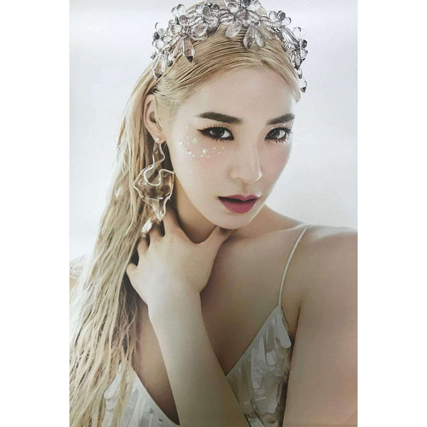 MUSIC PLAZA Poster 티파니영 | TIFFANY YOUNG | (Double-sided) POSTER