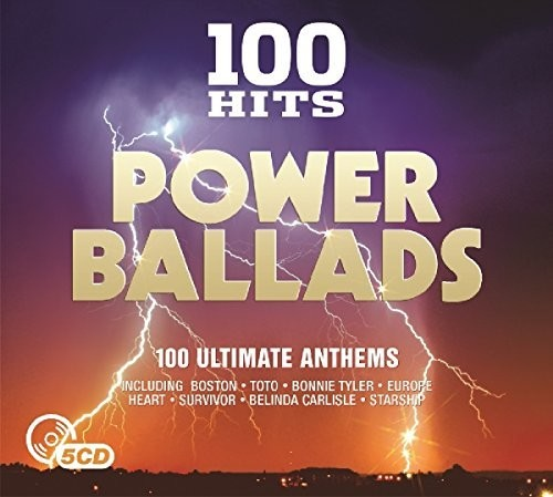 100 Hits: Power Ballads / Various [Import]