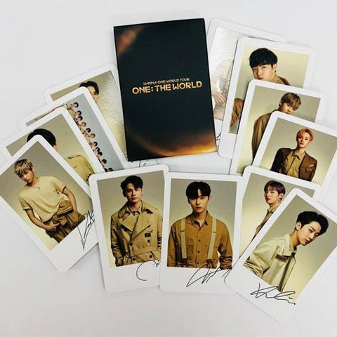 Wanna One | 워너원 | Polaroid Set Concert Official Goods