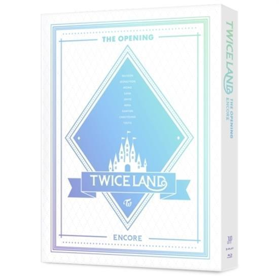 MUSIC PLAZA DVD Twice | 트와이스 | TWICELAND - THE OPENING [ENCORE] BLU-RAY