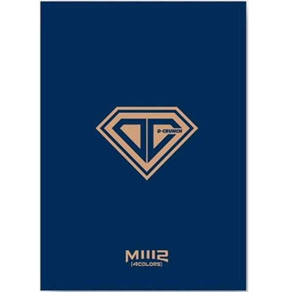 MUSIC PLAZA CD 디크런치 | D-CRUNCH 1ST MINI ALBUM [ M1112 (4COLORS)  ]