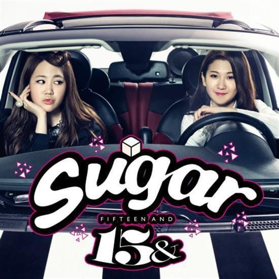 <strong>15& (Park Ji Min/ Back Ye Rin) | Fifteen And</strong><br/>1st Album - Sugar<br/>