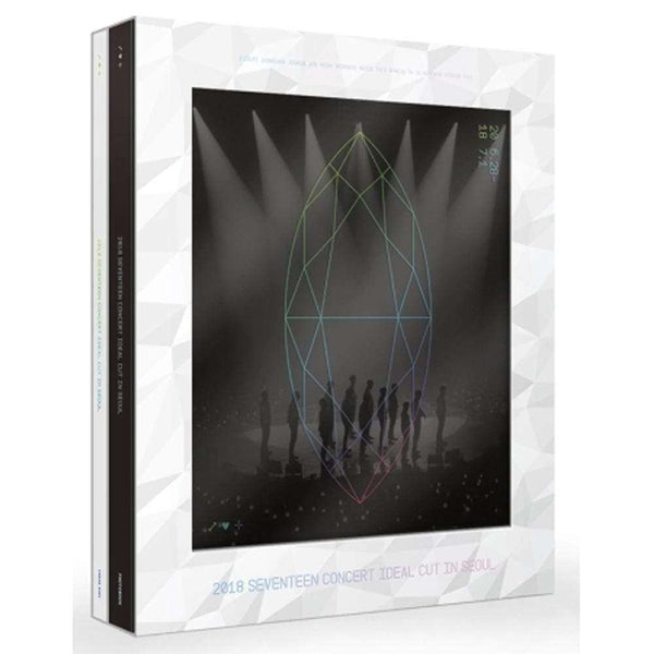 MUSIC PLAZA DVD 세븐틴 | SEVENTEEN | 2018 SEVENTEEN CONCERT [ IDEAL CUT ] DVD