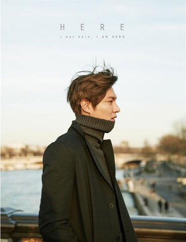 <strong>이민호 | LEE, MINHO</strong><br/>HERE<br/>PHOTOBOOK+DVD