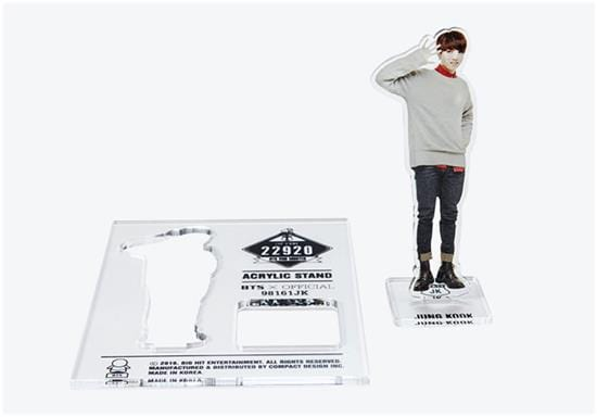 <strong>방탄소년단 정국 | BTS / JUNG KOOK</strong><br/>ACRYLIC STAND<br/>BTS 2ND MUSTER