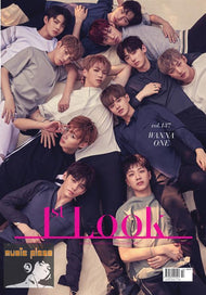 MUSIC PLAZA Magazine 1st Look | 퍼스트룩 | WANNA ONE