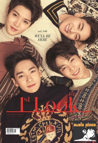 1st Look Magazine | 퍼스트룩 | VOL. 146 - Nu'Est Cover
