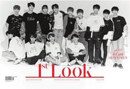 MUSIC PLAZA Magazine 1ST Look Magazine | 퍼스트룩 | VOL. 155 - Seventeen Cover