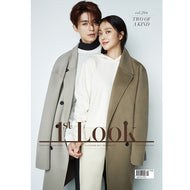 1ST LOOK VOL.204 [ LEE DONGWOOK, JO BOA ]