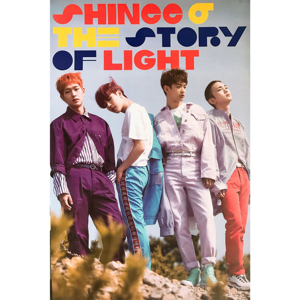 K-pop Posters | Music Plaza - SHINEE