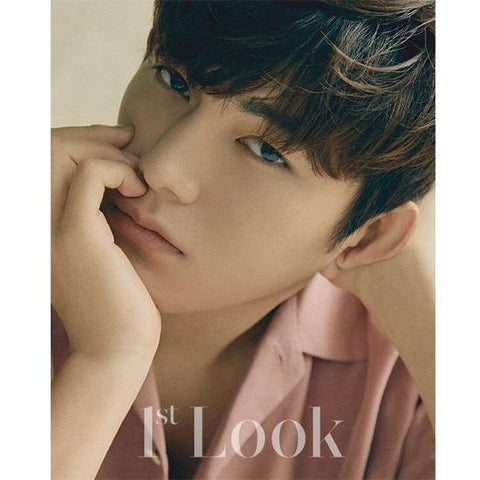 1st Look vol. 158 Cover Story [ L ] Infinite Korea Magazine