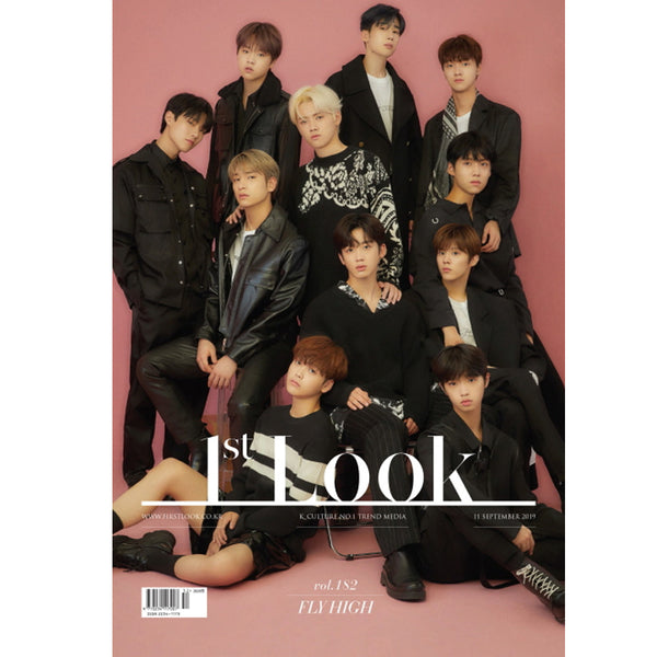 1ST LOOK VOL.182 [ X1 ]