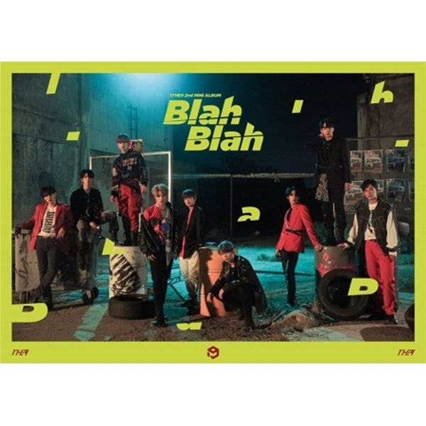 1THE9 2ND MINI ALBUM [ BLAH BLAH ]