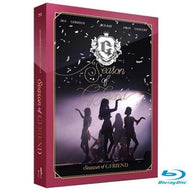 MUSIC PLAZA DVD GFRIEND | 여자친구 | 2018 GFRIEND FIRST CONCERT - SEASON OF GFRIEND<font color=blue> BLU-RAY </font>
