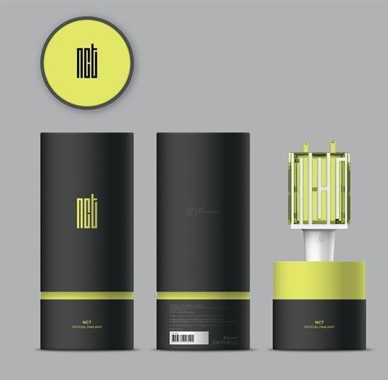 MUSIC PLAZA Light Stick NCT | 엔시티 OFFICIAL LIGHT STICK