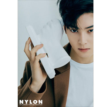 NYLON 2018-11 [ VICTON  COVER ] KOREA MAGAZINE