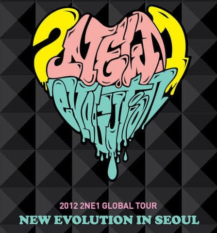 <strong>2NE1 | 투애니원</strong>2012 GLOBAL TOUR LIVE: NEW EVOLUTION IN SEOUL
